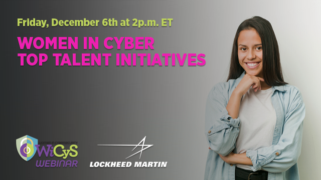Women in Cyber | Top Talent Initiatives
