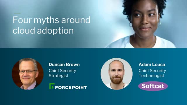 EMEA: Four Myths around Cloud Adoption