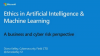The Ethics of Machine Learning and Artificial Intelligence