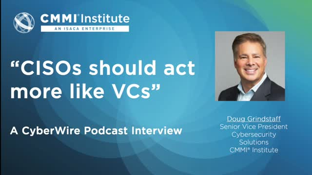 Why CISOs should act more like VCs