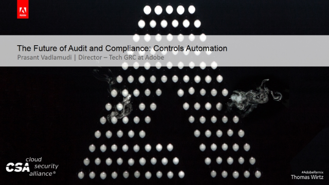 The Future of Audit and Compliance: Controls Automation