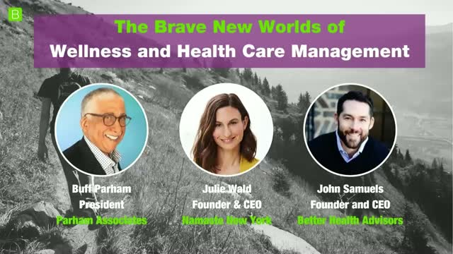 The Brave New Worlds of Wellness and Health Care Management