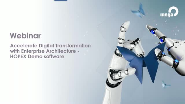 How to accelerate digital transformation with Enterprise Architecture