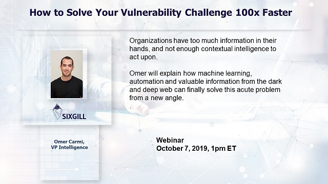 How to Solve Your Vulnerability Challenge 100x Faster