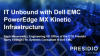 IT Unbound with Dell EMC PowerEdge MX Kinetic Infrastructure
