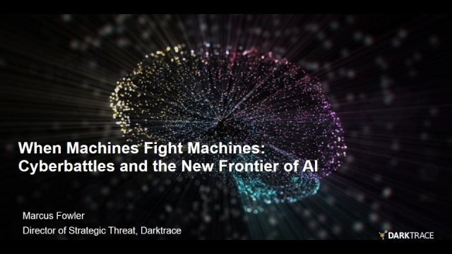 When Machines Fight Machines: Cyberbattles and the New Frontier of AI