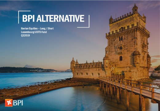 BPI Alternative Fund - Iberian Equities Long-short 3rd Quarter 2019