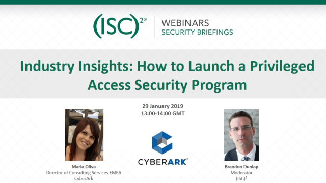 Industry Insights: How to Launch a Privileged Access Security Program