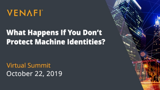 Keynote: What Happens If You Don't Protect Machine Identities?