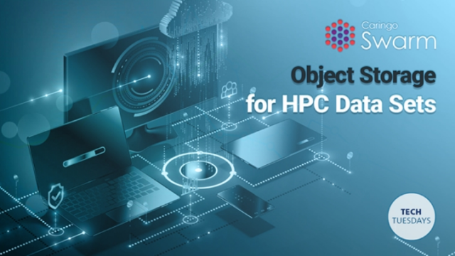 Tech Tuesday: Swarm Object Storage Solutions for HPC