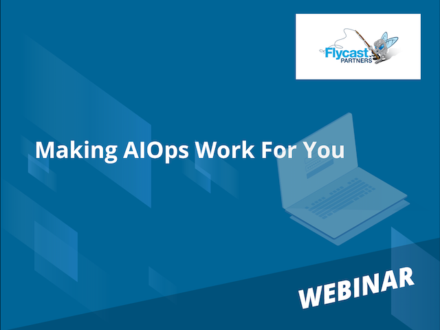 Making AIOps Work For You