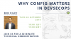 Why config matters in DevSecOps