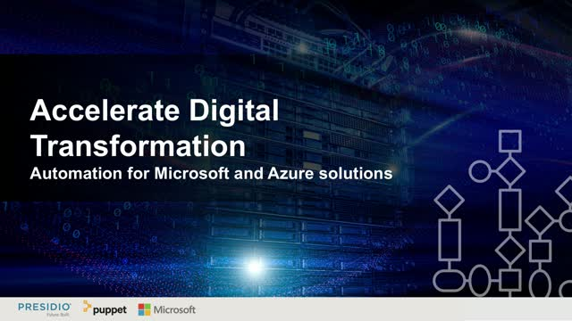 Accelerate Digital Transformation: Automation for Microsoft and Azure Solutions
