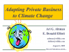 Adapting Private Business to Climate Change