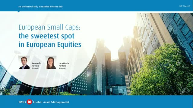 European Small Caps: the sweetest spot in European Equities