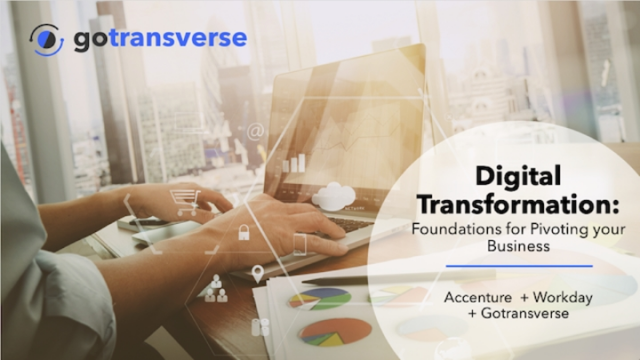 Digital Transformation: Foundations for Pivoting your Business