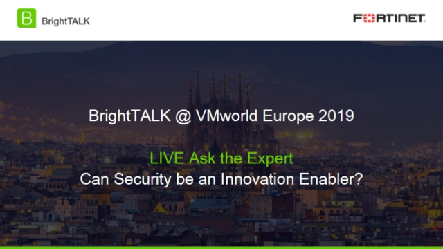 Ask the Expert – Can Security be an Innovation Enabler?