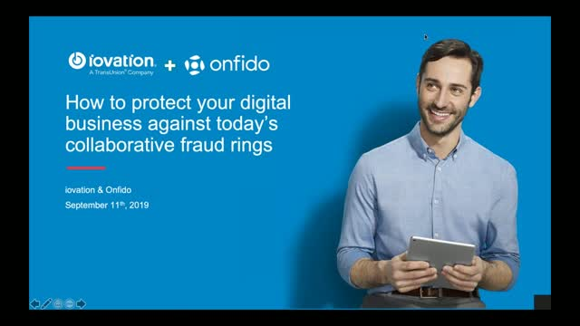 How to protect your digital business against today's collaborative fraud rings