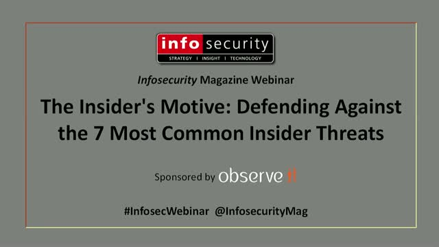 The Insider's Motive: Defending Against the 7 Most Common Insider Threats
