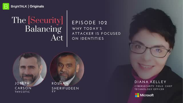Why Today's Attacker is Focused on Identities