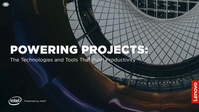 Powering Projects: The Technologies and Tools That Push Productivity
