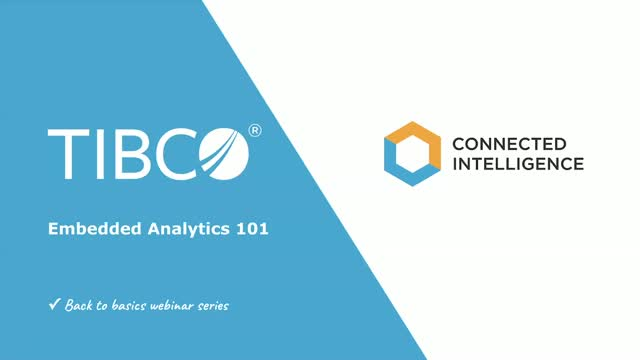 Back To Basics: Embedded Analytics 101