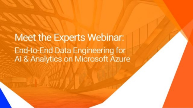 End-to-End Data Engineering for AI & Analytics on Microsoft Azure