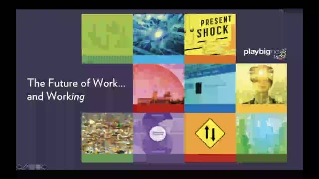 The Future of Work and Working with Nancy Giordano
