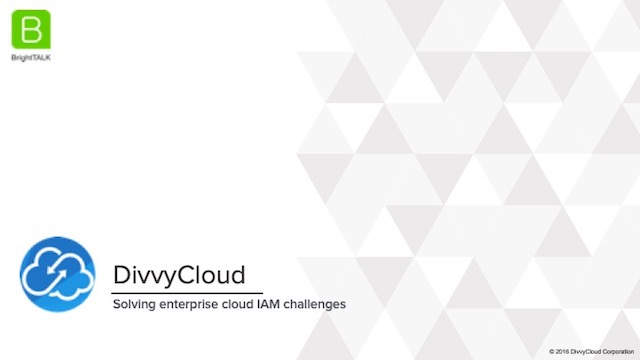 Solving enterprise cloud IAM challenges