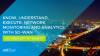 Know, Understand, Execute: Network Monitoring and Analytics with SD-WAN