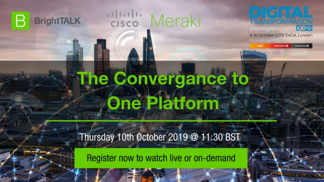 The Convergence to One Platform