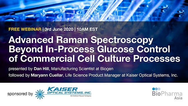 Advanced Raman Spectroscopy Beyond In-Process Glucose Control of Commercial Cell