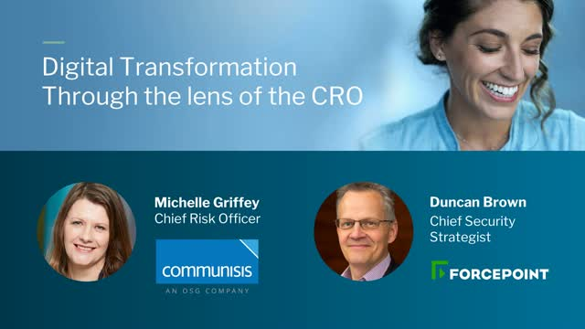 EMEA: Digital Transformation Through the lens of the CRO