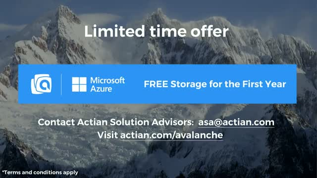 Journey to the Modern Data Warehouse: Actian Avalanche on Azure