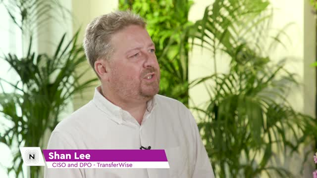 Shan Lee on Cyber Security and the Cloud