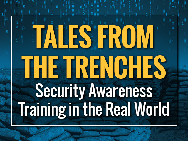 Security Awareness Training for the Real World