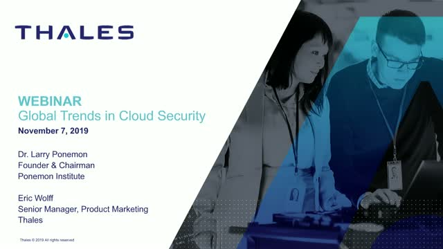 Global Trends in Cloud Security: Gaps in Security Persist in a Multi-Cloud World