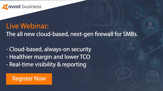 The all new cloud-based, next-gen firewall for SMBs.