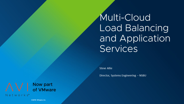 Multi-Cloud Load Balancing 101 and App Services