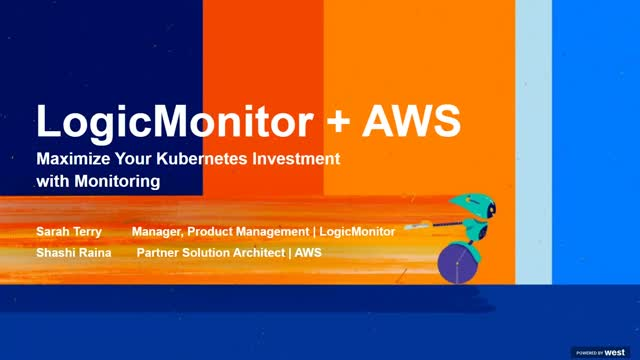 LogicMonitor & AWS: Maximize your Kubernetes Investment with Monitoring
