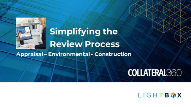 Simplify the Review Process with Collateral360's Online Review Memo