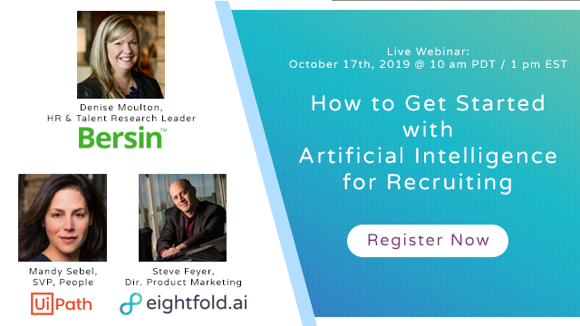 How to Get Started with Artificial Intelligence for Recruiting