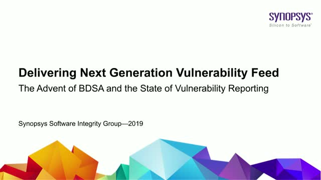 Delivering Next Generation Vulnerability Feed