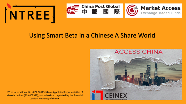 CEINEX Access China: Geneva - China Post Global interview