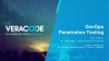 Introducing Veracode DevOps Penetration Testing