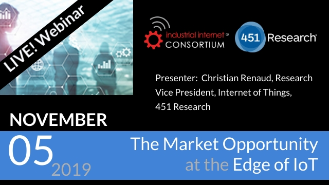 The Market Opportunity at the Edge of IoT