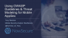 Using OWASP Guidelines & Threat Modeling for Mobile AppSec