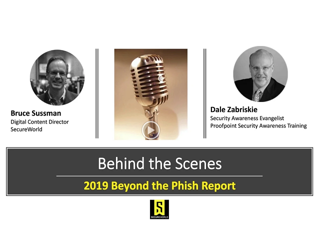 Behind the Scenes Interview on the 2019 Beyond the Phish Report