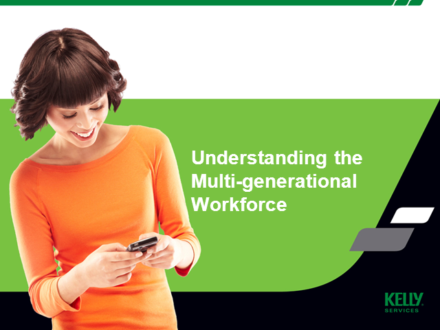 Understanding the Multigenerational Workforce