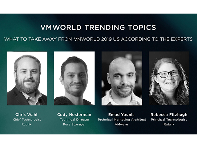VMworld Trending Topics: What to Take Away from VMworld According to the Experts